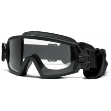 Outside The Wire (OTW) Black - Asian Fit Clear Mil-Spec Deluxe Kit by Smith Optics