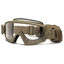 Outside The Wire (OTW) Tan 499 - Asian Fit Clear Mil-Spec Deluxe Kit by Smith Optics