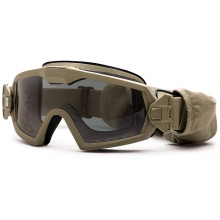 Outside The Wire (OTW) Turbo Fan Tan 499 Clear Mil-Spec Field Kit by Smith Optics
