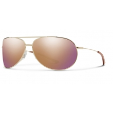 Rockford Gold Rose Gold Mirror by Smith Optics in Burlington VT