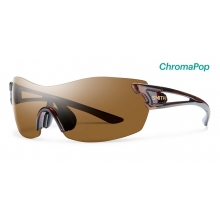 PivLock Asana Tortoise ChromaPop Brown by Smith Optics in Arcata Ca