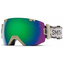 I/O X - Green Sol X Mirror by Smith Optics