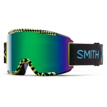Squad - Green Sol X Mirror by Smith Optics