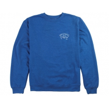 Austin Mens Crewneck Royal Heather Extra Extra Large