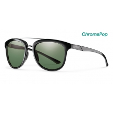 Clayton Black ChromaPop Polarized Gray Green by Smith Optics