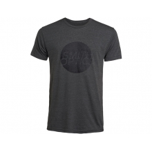 Divebar Mens Tee Black Heather Small by Smith Optics