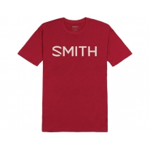 Essential Men's T-Shirt Cardinal Extra Extra Large by Smith Optics in Ponderay Id