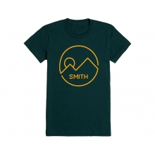 Valley Women's T-Shirt Forest Medium by Smith Optics in Florence Al