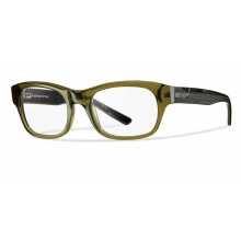 Woodrow Olive Black Wood