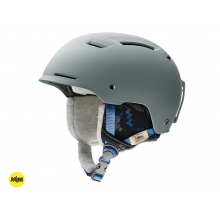 Pointe Matte Frost Woolrich MIPS MIPS - Large (59-63 cm) by Smith Optics in Revelstoke Bc