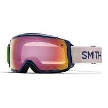Grom Midnight Brighton Red Sensor Mirror by Smith Optics in Delray Beach Fl