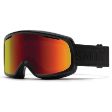 Riot Asian fit Black Eclipse Red Sol-X Mirror by Smith Optics