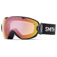 I/OS Asian fit Black - Black Photochromic Red Sensor by Smith Optics