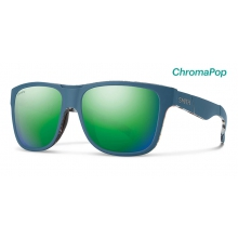 Lowdown XL Matte Corsair Ripped ChromaPop Sun Green Mirror by Smith Optics