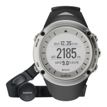 Ambit Hr Watch - Silver by Suunto