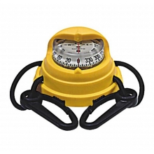 orca kayak compass yellow