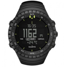 Core Altimeter Watch All Black - Black