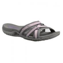 Tirra Slide Sandals - Women's - Sea Fog In Size: 6 by Teva