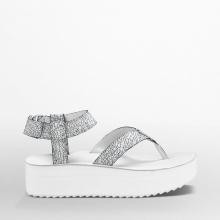 Women's Flatform Sandal  Crackle