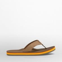 Men's Deckers Flip  Leather by Teva