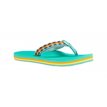 - Deckers Flip Wmns - 9 - Lake Blue