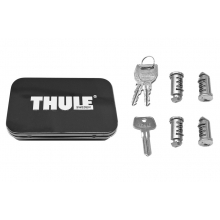 4-Pack Lock Cylinder 544 by Thule in Fort Collins Co