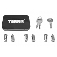 6-Pack Lock Cylinder 596 by Thule in Hales Corners Wi