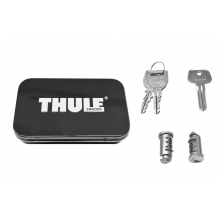 2-Pack Lock Cylinder 512 by Thule in Peninsula Oh
