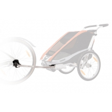 Bicycle Trailer Kit-Thule Chariot Chinook by Thule in Succasunna Nj