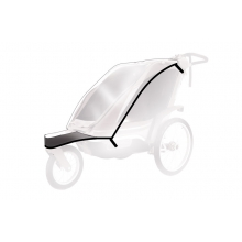 Rain Cover- Thule Chariot Chinook 2 by Thule in Succasunna Nj