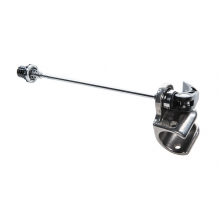 Axle Mount ezHitch Cup with Quick Release Skewer in Fairbanks, AK