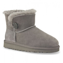 Bailey Button Boot - Kid's-Chestnut-13 by Ugg Australia