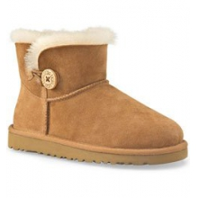 Bailey Button Casual Boot for Kids by Ugg Australia