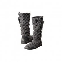 UGG® Australia Lattice Cardy - Closeout Charcoal 9 by Ugg Australia
