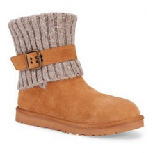 Cambridge Pullover - Kid's - Old Style - Chestnut In Size: 4 by Ugg Australia