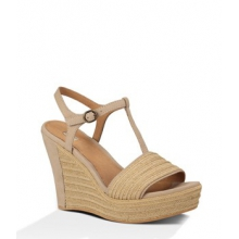 Fitchie Sandal - Women's-Oyster-10 by Ugg Australia