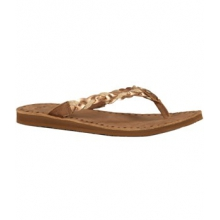 Australia Navie Flip-Flop - Women's-Rose Gold-10