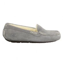 Ansley Slipper Women's, Light Grey, 10 by Ugg Australia