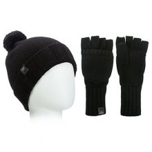 Nyla Hat and Glove Gift Set Womens Hat by Ugg Australia