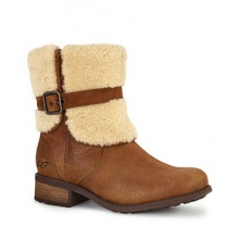 Blayre II Boot - Women's-Chestnut-9 by Ugg Australia
