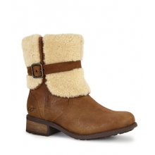 Blayre II Boot - Women's-Chestnut-6 by Ugg Australia in Livermore CA