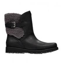 Jayla Winter Boot - Kid's - Black In Size by Ugg Australia