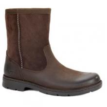 Foerster Boot Men's, Black Leather, 10 by Ugg Australia