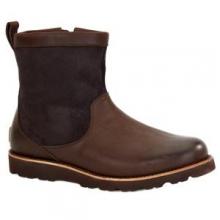 Munroe TL Boot Men's, Black Leather, 12 by Ugg Australia