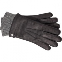 2-in-1 Glove Men's, Black, L