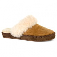 Aira Slipper Women's, Chestnut Suede, 10 in Pocatello, ID