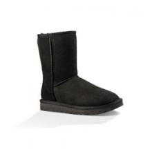 Classic Short II Boots Women's, Chestnut, 10 by Ugg Australia