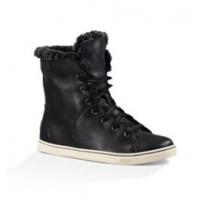 Croft Luxe Quilt Boot - Women's - Black In Size by Ugg Australia