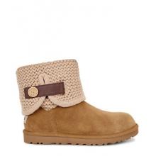 Shaina Boots - Women's-Chestnut-5 by Ugg Australia