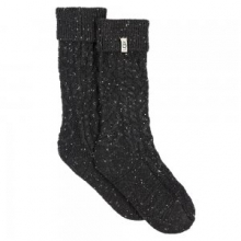 Shaye Tall Rainboot Sock Women's, Black, by Ugg Australia
